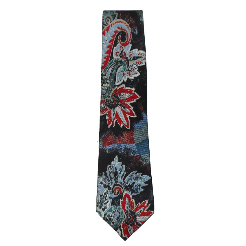 Hemley silk tie
