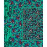 Mercedes Benz vintage car design silk scarf