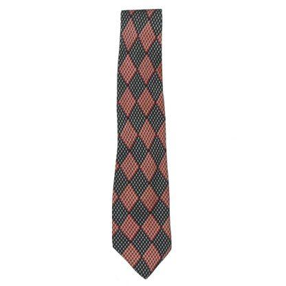Horne Bros silk tie