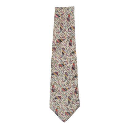 Vintage Liberty tana cotton tie