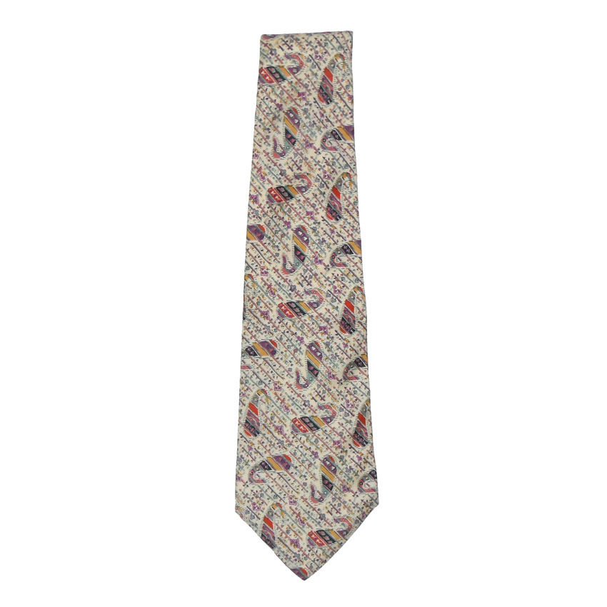 Vintage Liberty tana cotton tie