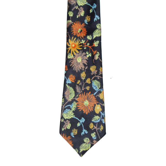 Hatton of England floral design tie