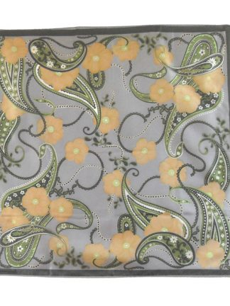 Jacqmar vintage silk scarf