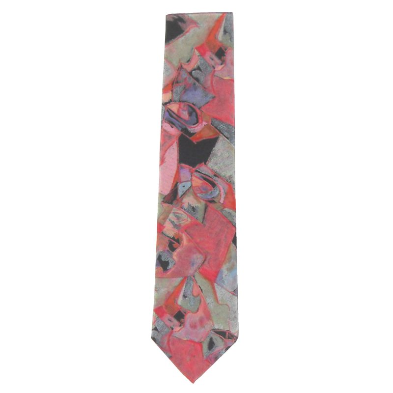 Retro Boss Silk Tie