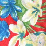 Dolce & Gabbana retro tropical print silk tie