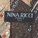 Vintage Nina Ricci Paris Silk Tie