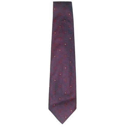 Cade Milano Retro Silk Tie