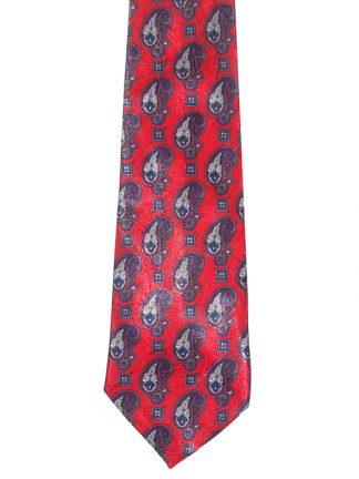 Vintage Paco Rabanne Silk Tie