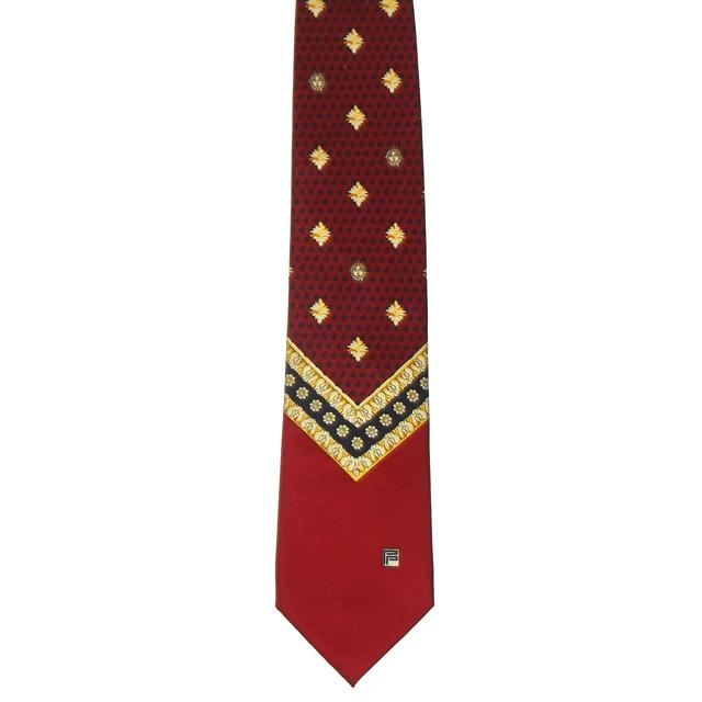 Pierre Pacha Silk Tie