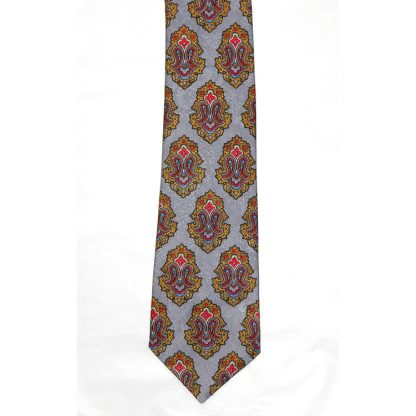 Yves Saint Laurent Silk Tie
