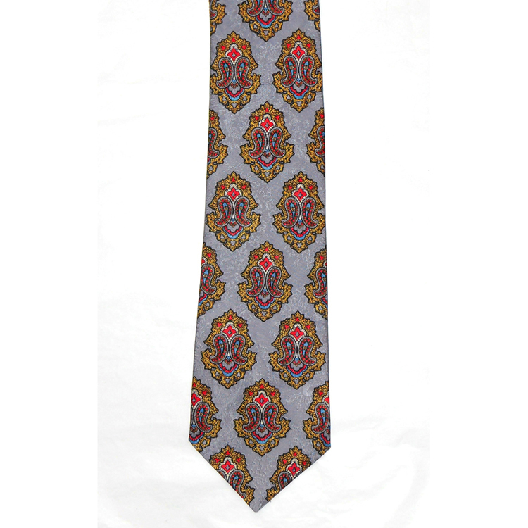 Yves Saint Laurent Silk Tie