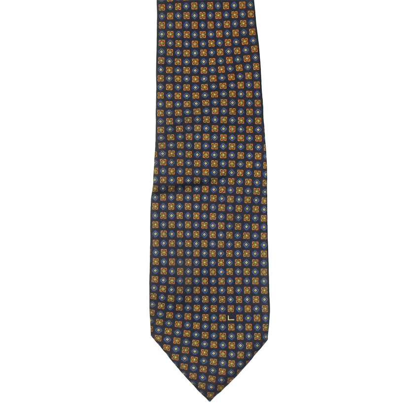 Lancel Paris silk tie