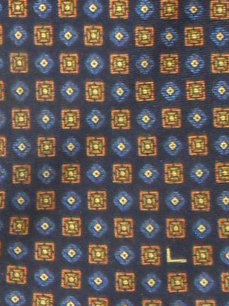 Lancel silk tie