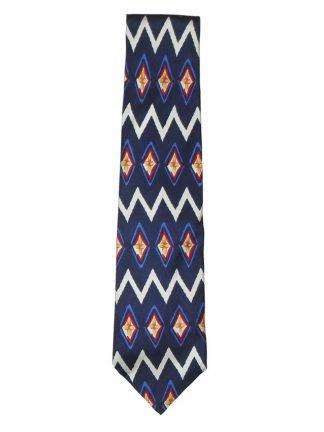 Retro Pierre Cardin silk tie
