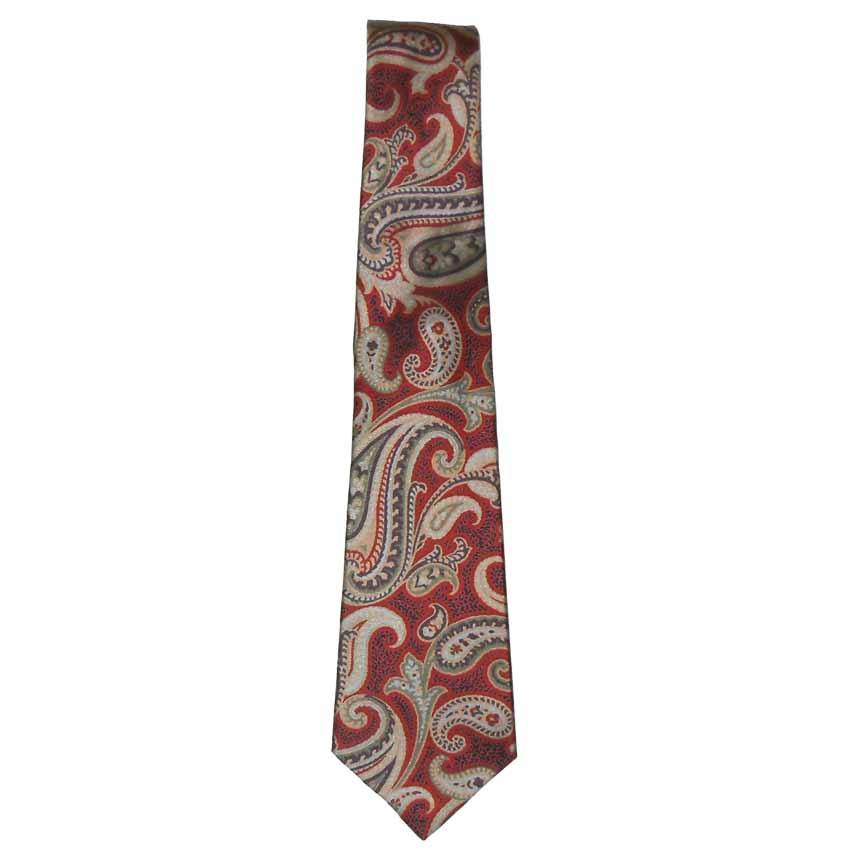 John Comfort for Harrods silk tie