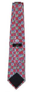 Dunhill Silk Tie