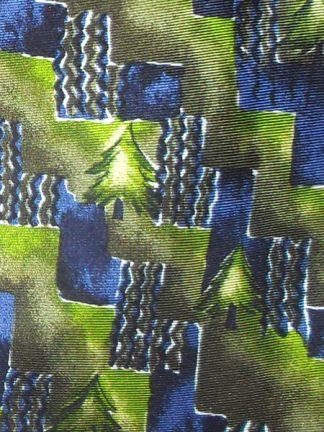 Vintage Courreges Silk Tie