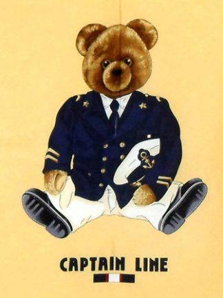 Breuer Captain Line Silk Scarf