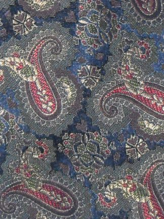 Pierre Cardin paisley silk tie