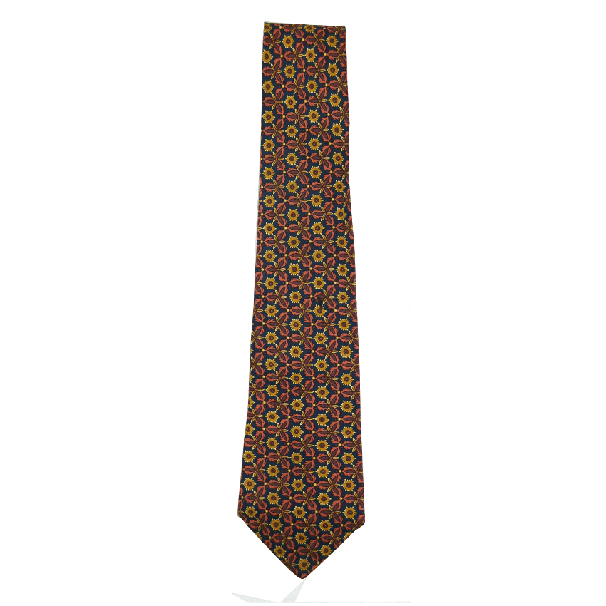 Harrods Silk Tie by John Comfort of London