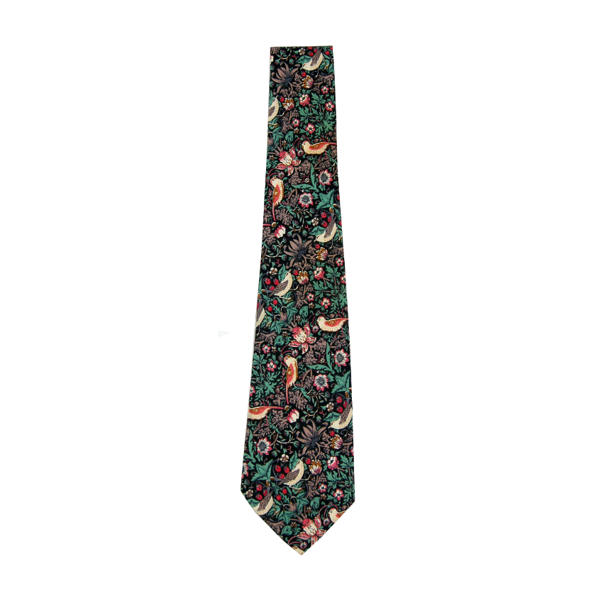 Francien Hudson William Morris Design Tie