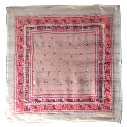 Dany Francois silk scarf