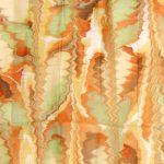 Marbles - handprinted in London - marbled silk scarf - Robert Ashley