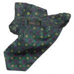 Vintage tricel cravat - Grosvenor by Tootal