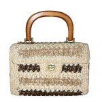 Mr Rolf box handbag