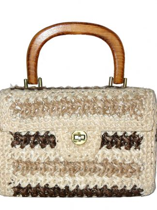 Mr Rolf box handbag