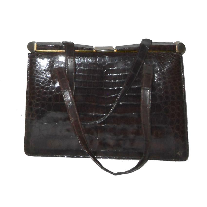 Vintage Caiman Argentina handbag