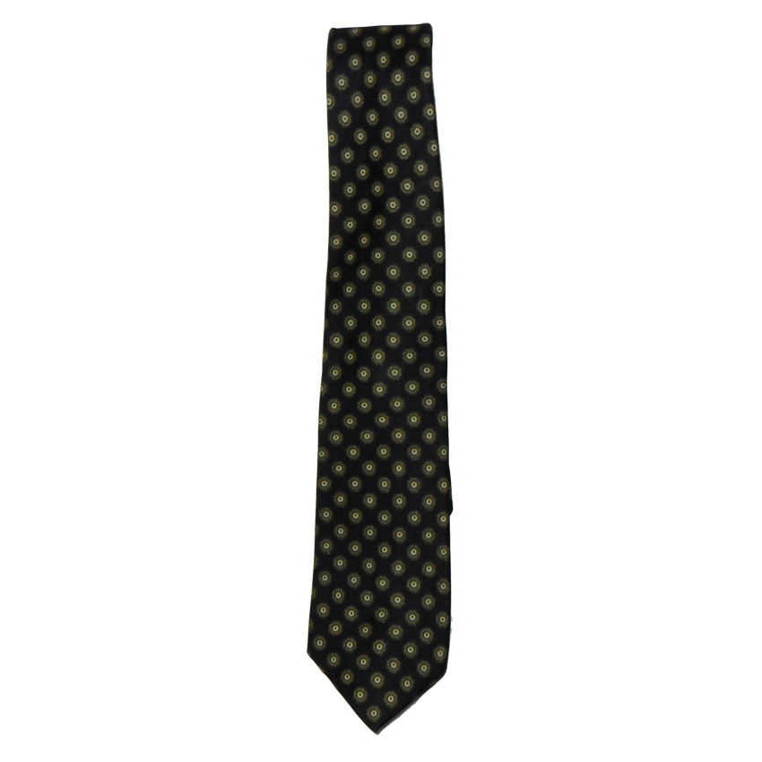 Vintage Hornes of London small design silk tie