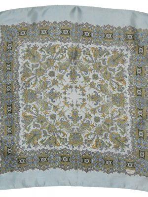 Liberty of London light blue silk scarf
