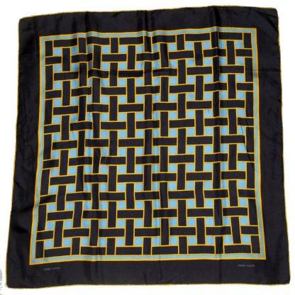 John Weitz silk scarf
