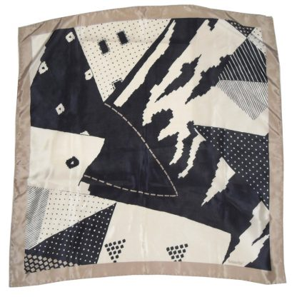 Bruestle silk scarf