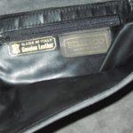 Bellesco grey suede shoulder bag