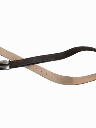 Donna Karan New York Brown Leather Belt