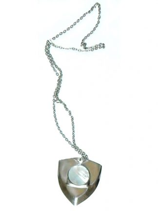 Jason Designs Steel Necklace